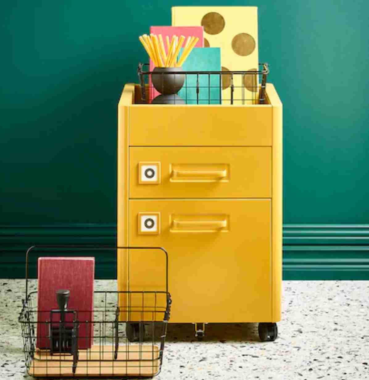 Cajoneras de Ikea en preciosos diseños para el hogar 6