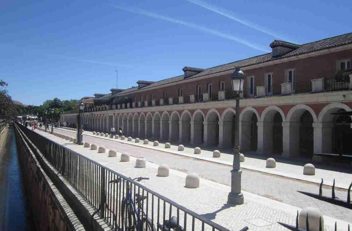 La Ciudad de Aranjuez es perfecta para una visita en otoño 4