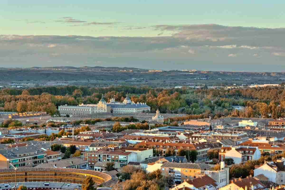 La Ciudad de Aranjuez es perfecta para una visita en otoño 1