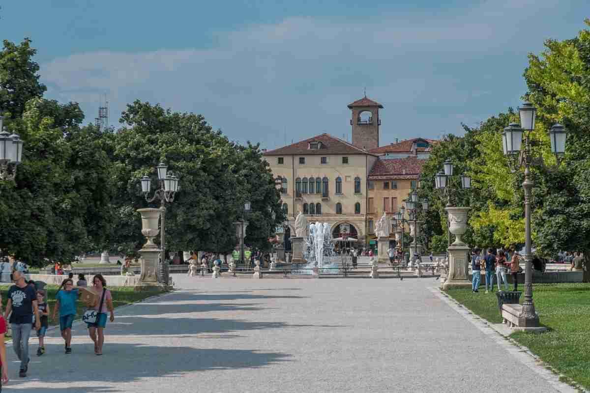 Ciudad de Padua en el Véneto para un viaje inolvidable a Italia 6