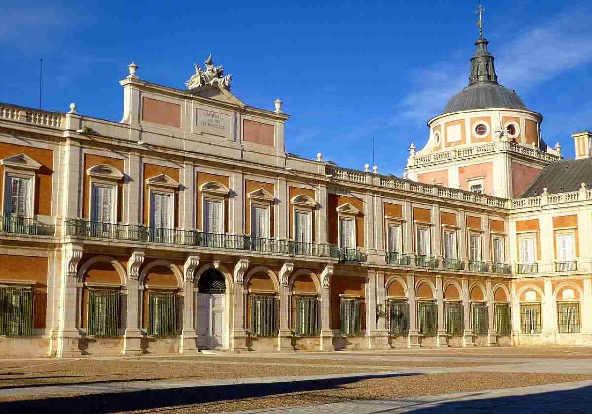 La Ciudad de Aranjuez es perfecta para una visita en otoño 2