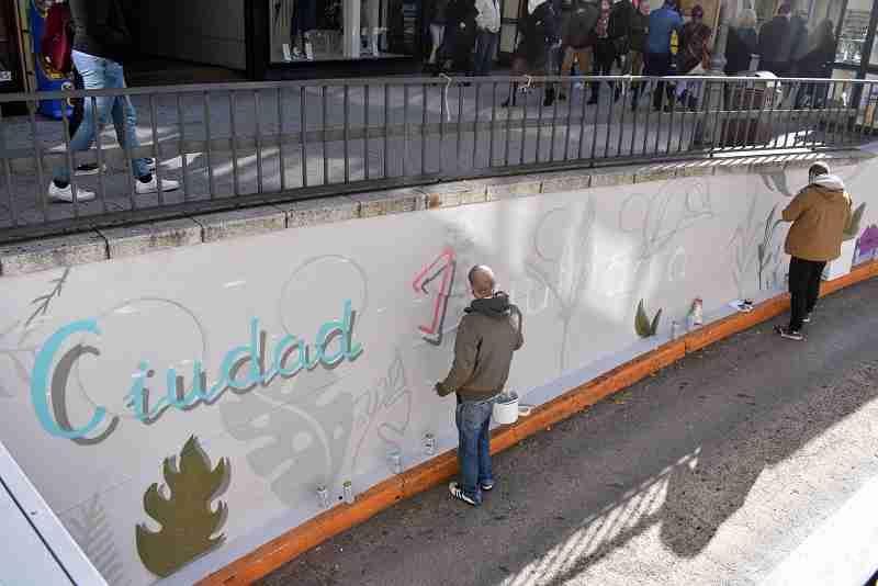 grafiti igualitario