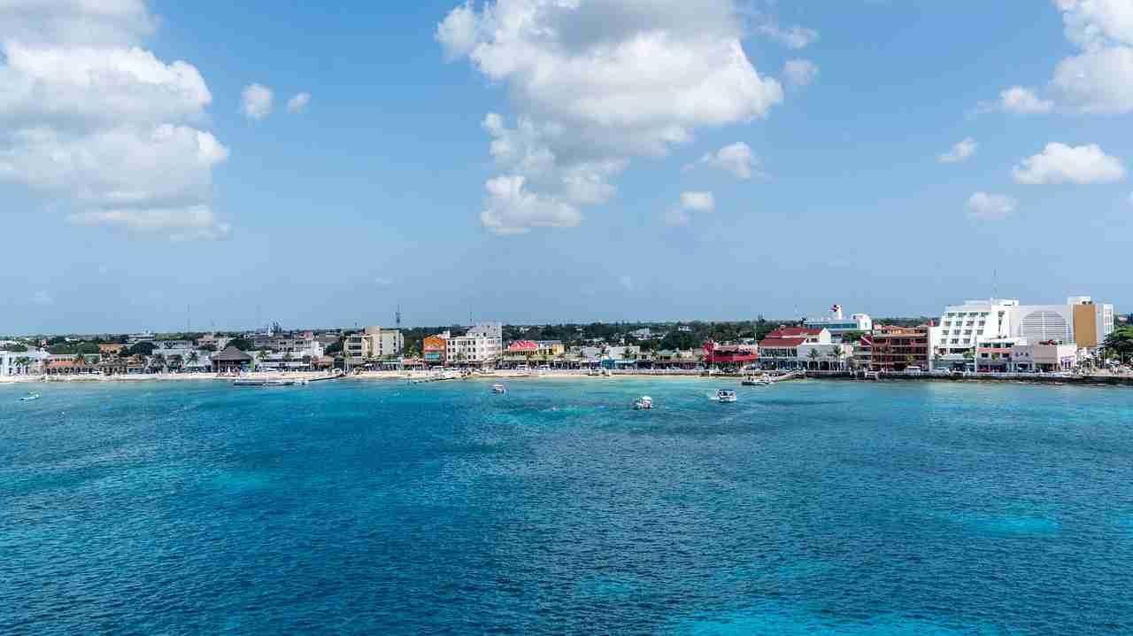Preciosa Isla de Cozumel en el Caribe mexicano para un viaje de relax 1