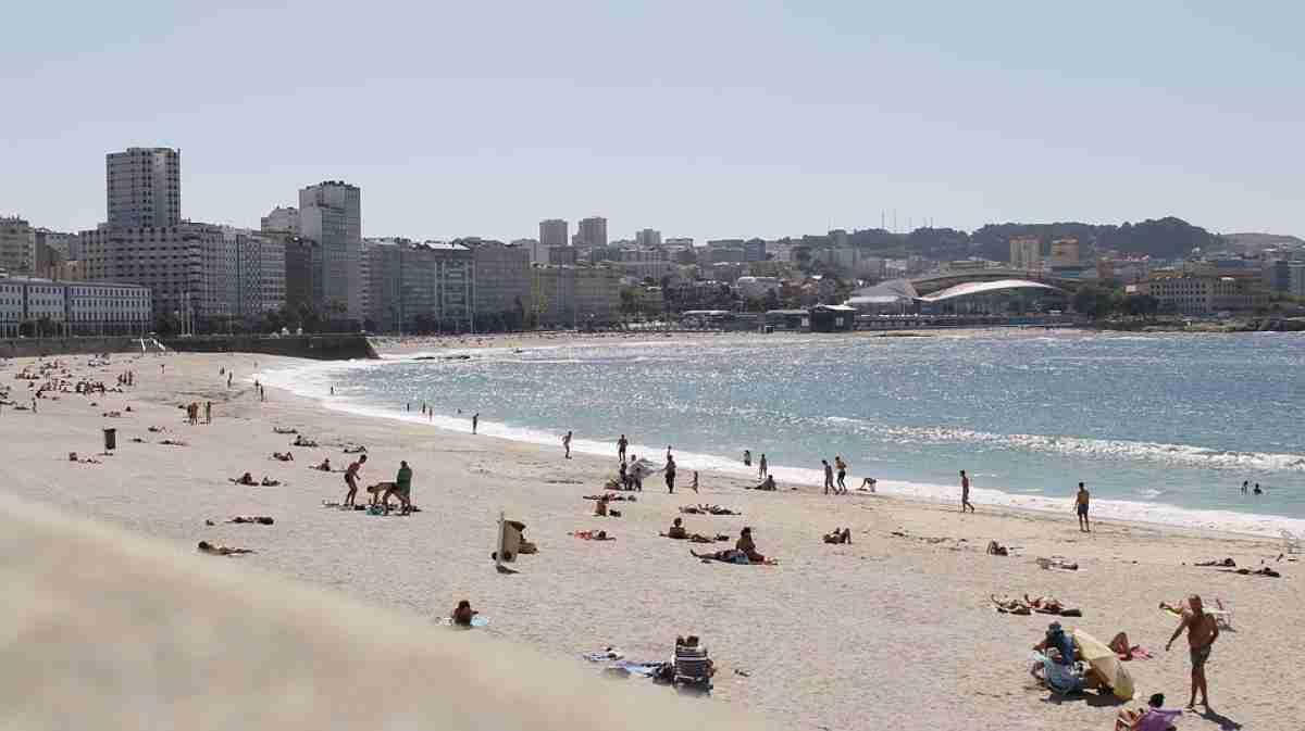 La Coruña una preciosa ciudad en Galicia España 3