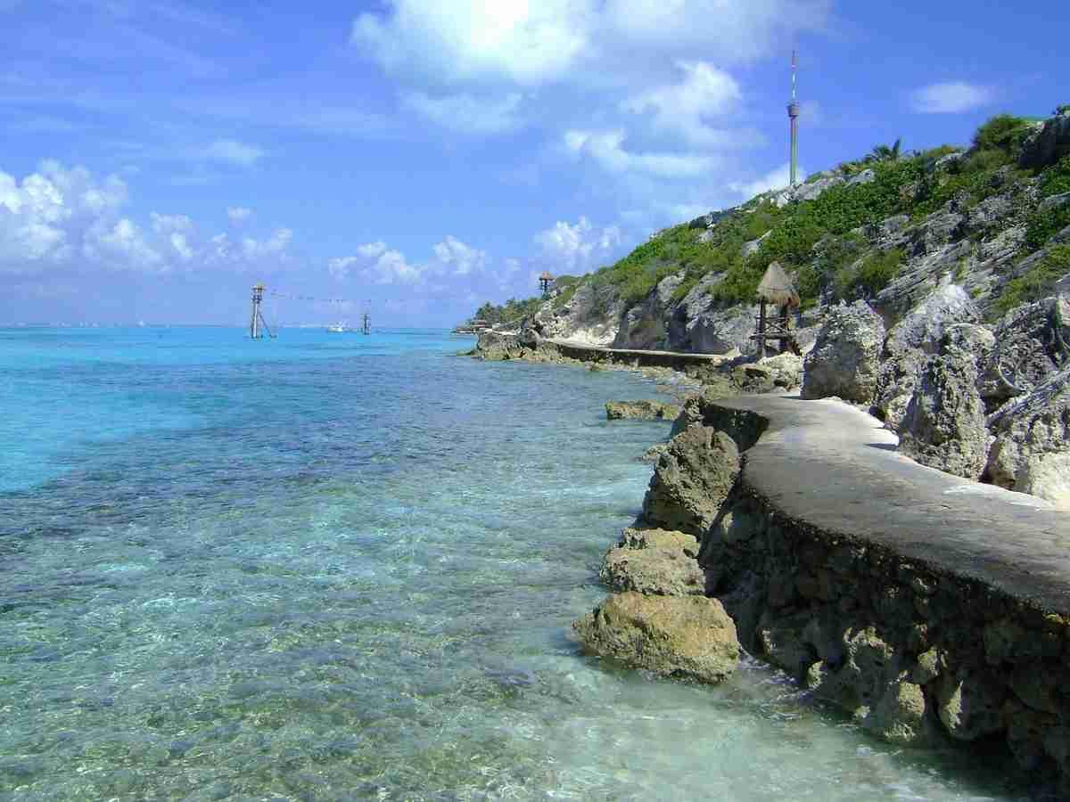 Preciosa Isla de Cozumel en el Caribe mexicano para un viaje de relax 3