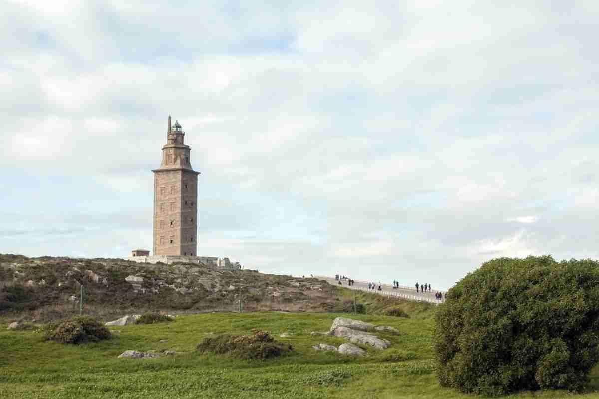 La Coruña una preciosa ciudad en Galicia España 4