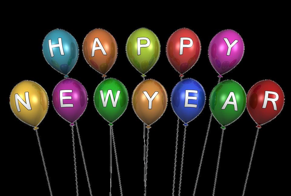 Felicitar el nuevo año 2017
