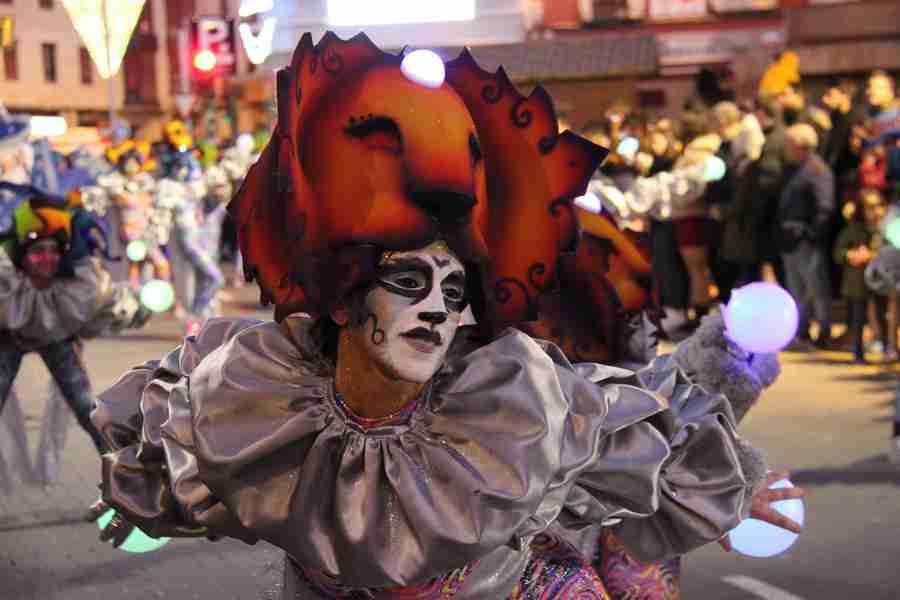 El Carnaval alcazareño luce en todo su esplendor a pesar de las inclemencias del tiempo 6