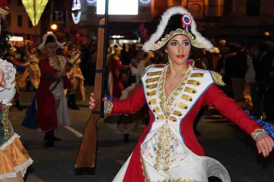 El Carnaval alcazareño luce en todo su esplendor a pesar de las inclemencias del tiempo 11