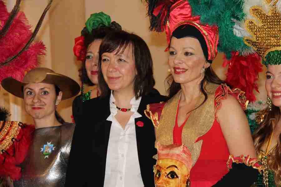 El Carnaval alcazareño luce en todo su esplendor a pesar de las inclemencias del tiempo 4