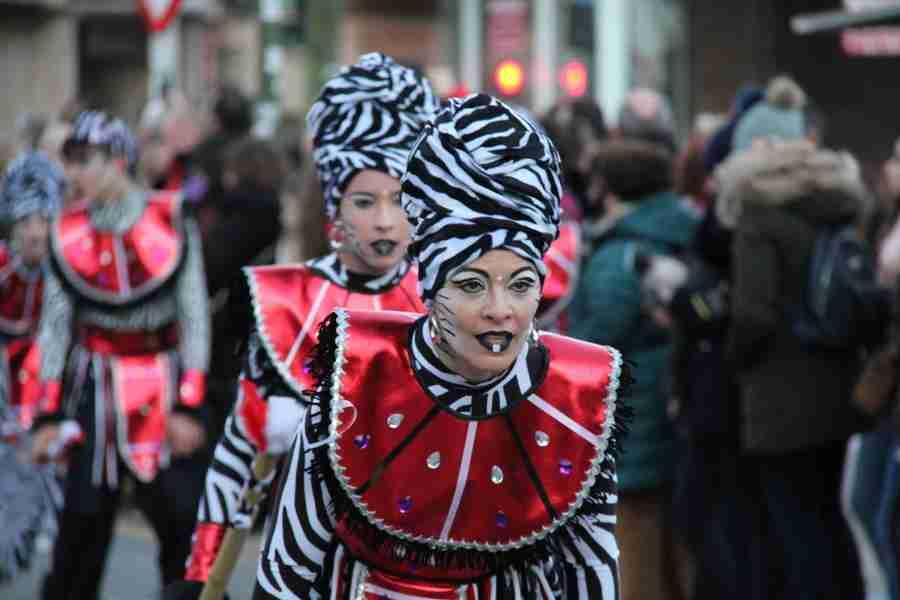 El Carnaval alcazareño luce en todo su esplendor a pesar de las inclemencias del tiempo 5