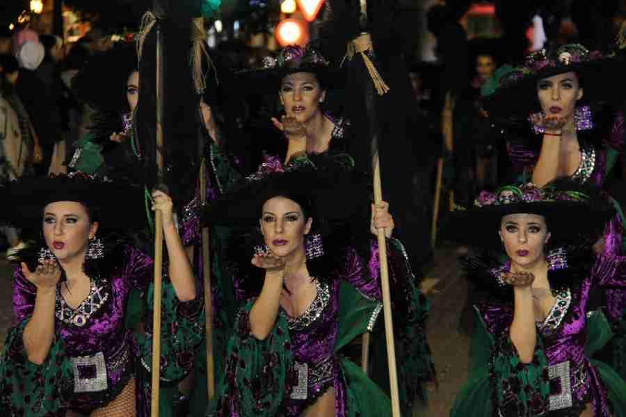 El Carnaval alcazareño luce en todo su esplendor a pesar de las inclemencias del tiempo 10