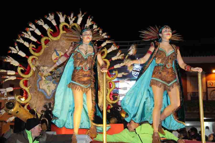 El Carnaval alcazareño luce en todo su esplendor a pesar de las inclemencias del tiempo 9