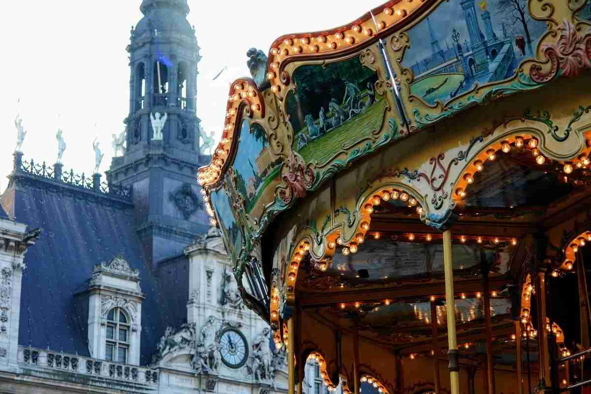 Viajar a Paris para disfrutar la navidad 5