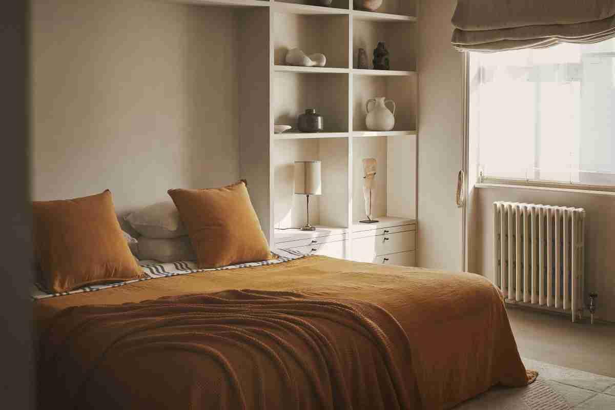 espacios minimalistas con colores para la temporada