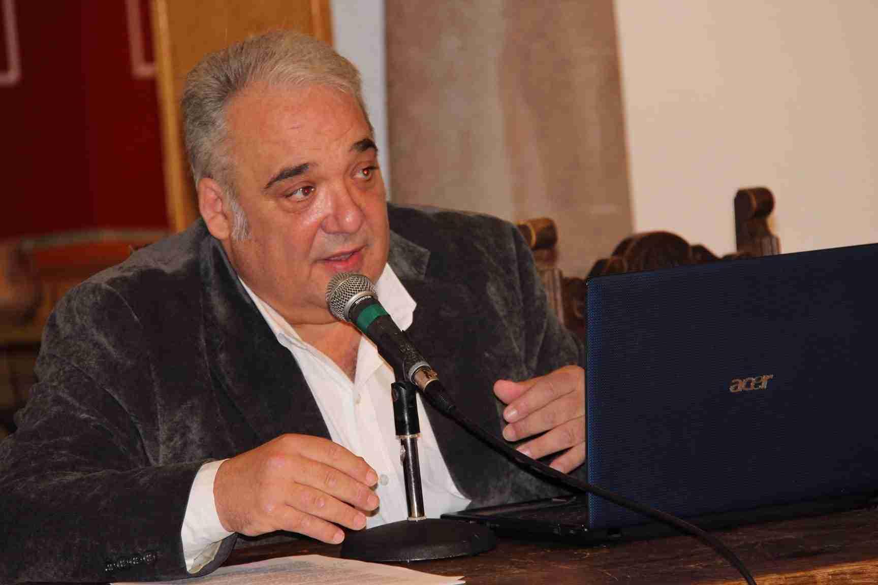Antonio Maldonado rescata la figura del cervantista y folclorista alcazareño Domingo Parra 1