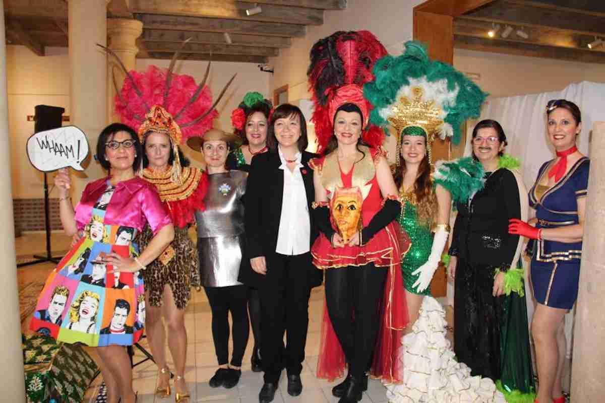 La alcazareña Alma María García pregonó el Carnavalcázar 2019 1