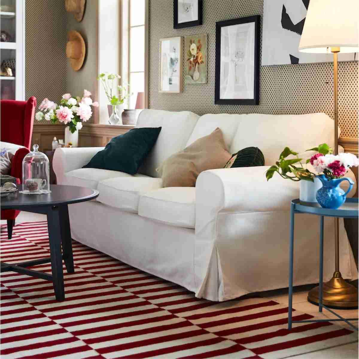 Decorar un salón espectacular para el 2020 con Ikea on Tendencias Cortinas Salon 2020  id=25527