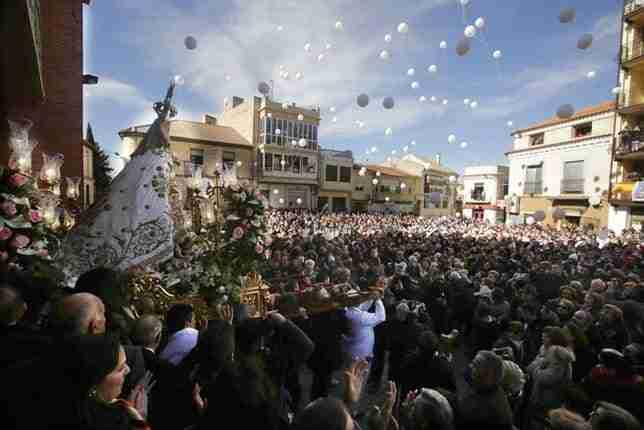 Villarta de San Juan calienta motores para vivir la fiesta de Las Paces 1