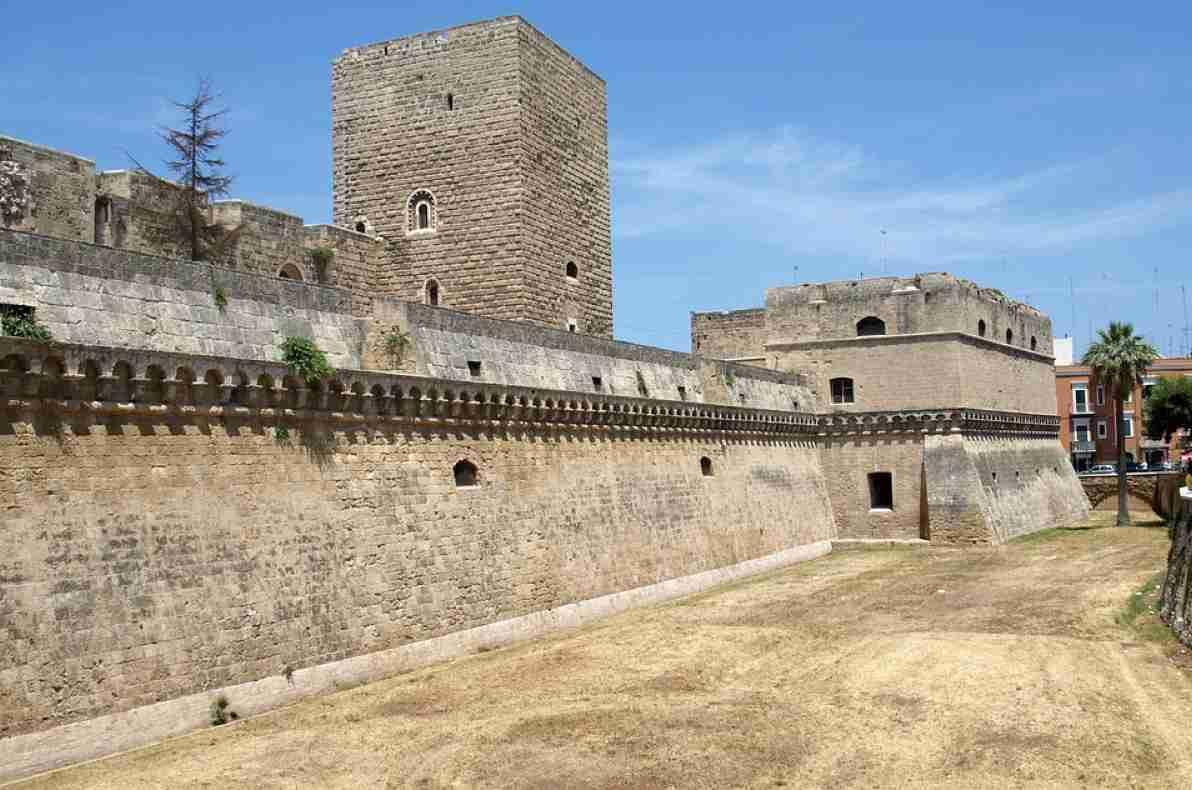 castillo de bari