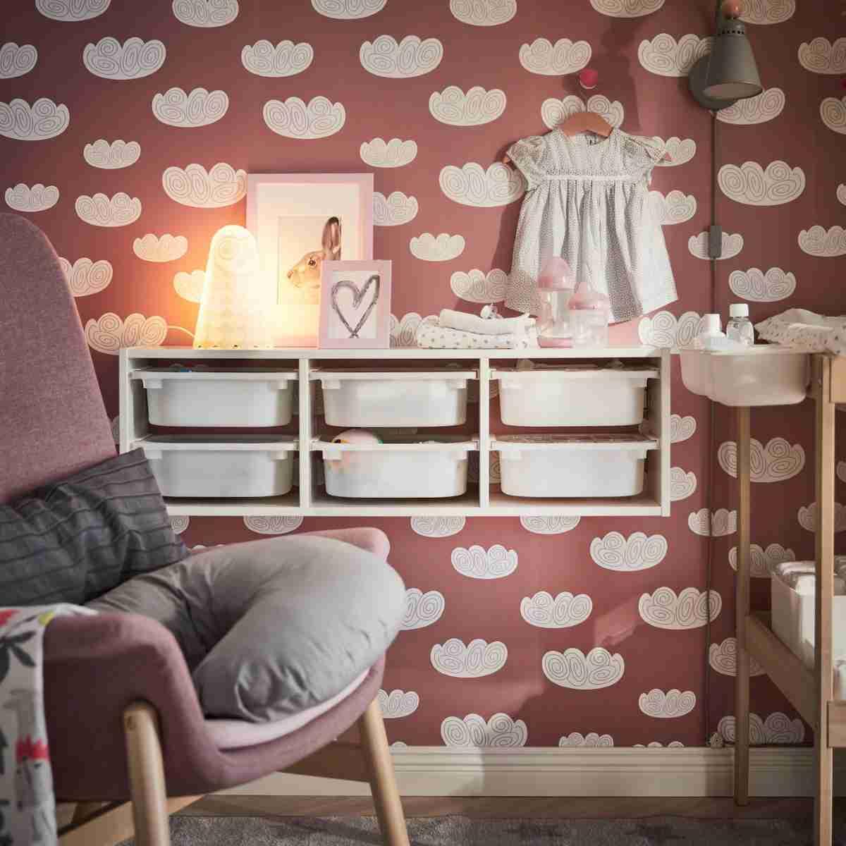 decorar dormitorio para bebe