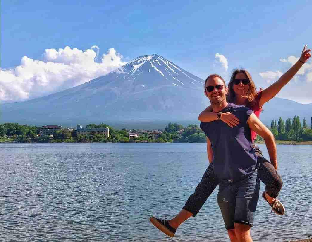 Isabel y Pepe, un manchego, nos cuentan su aventura recorriendo el mundo 9