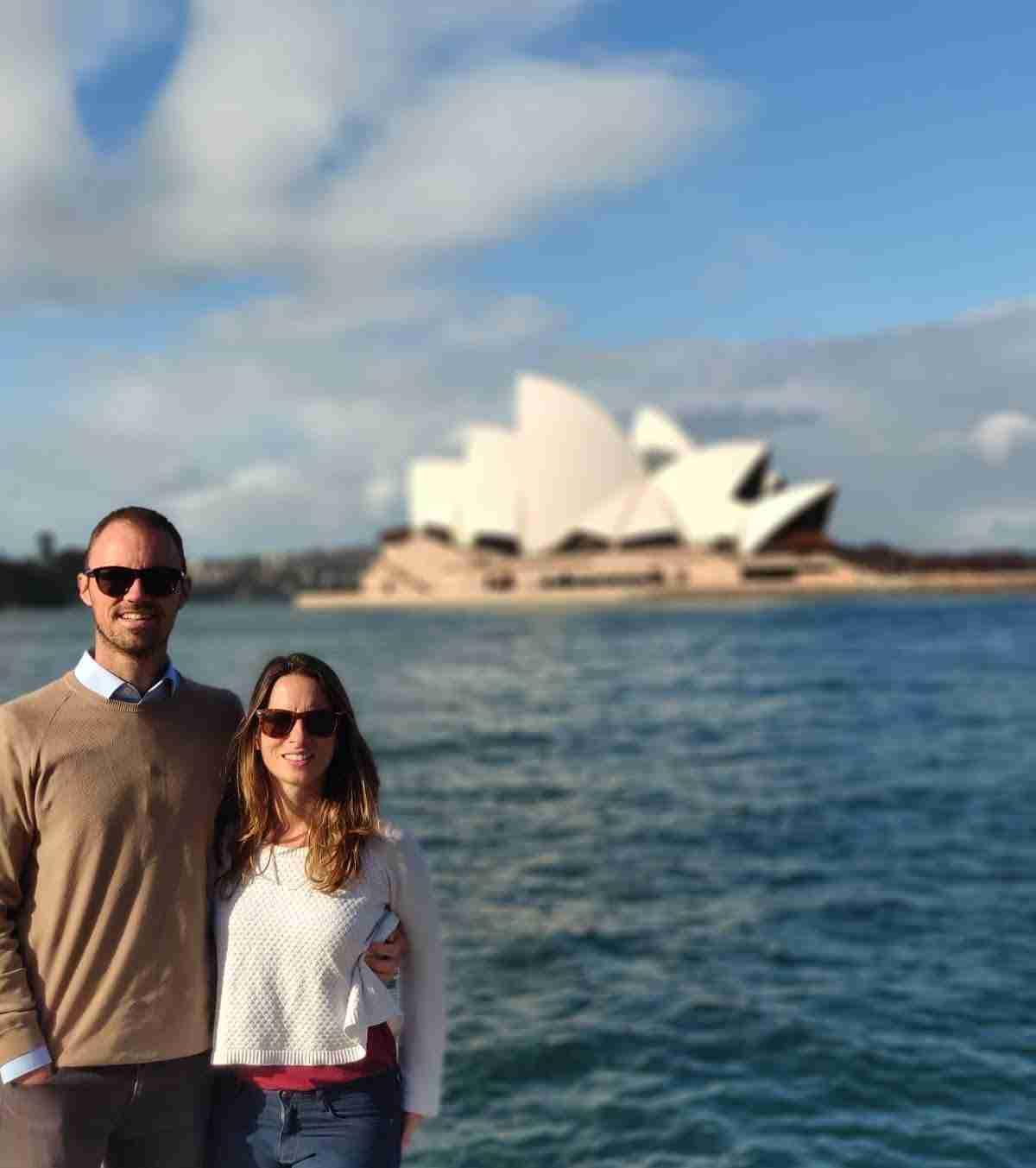 Isabel y Pepe, un manchego, nos cuentan su aventura recorriendo el mundo 11