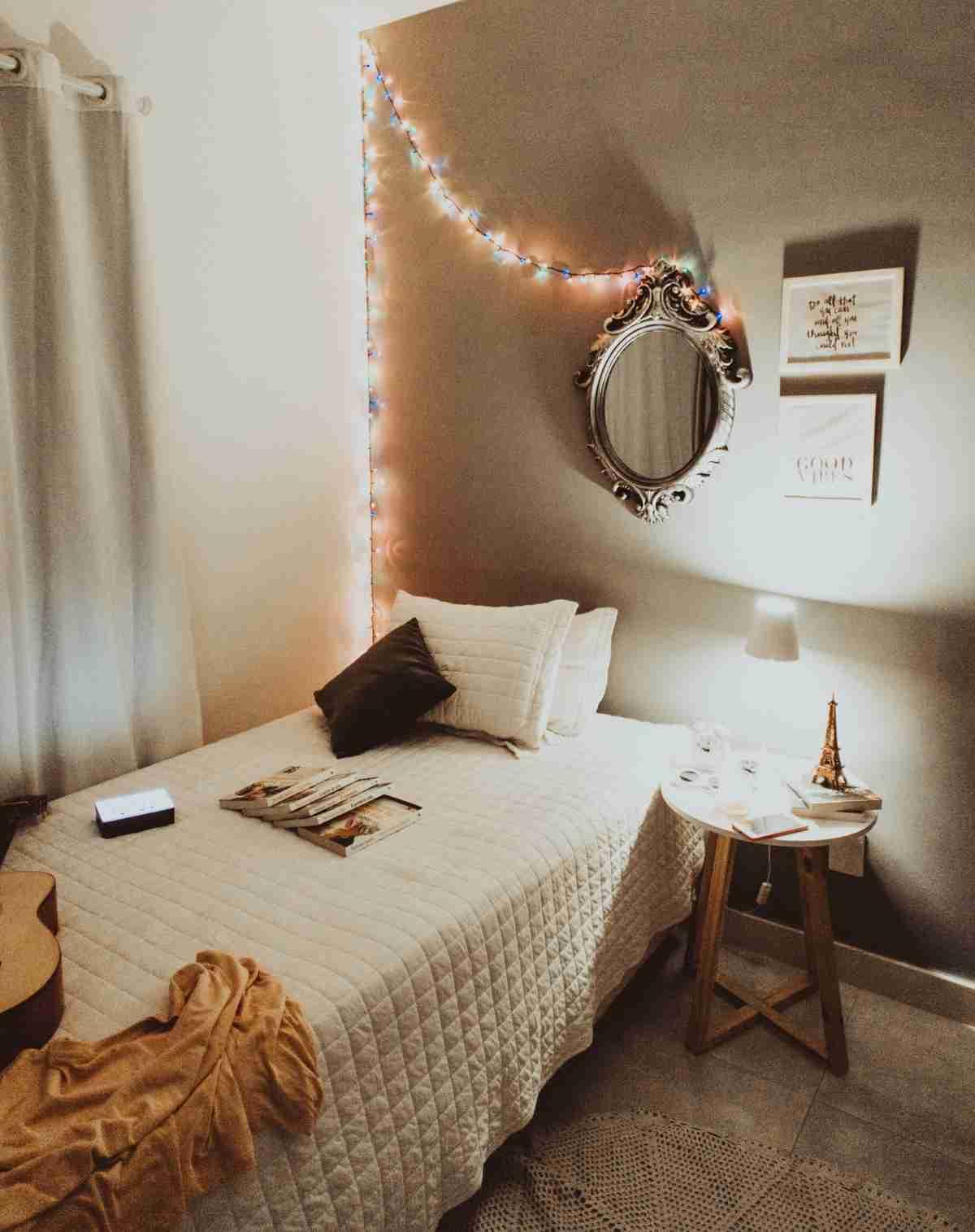 colores para mini dormitorio