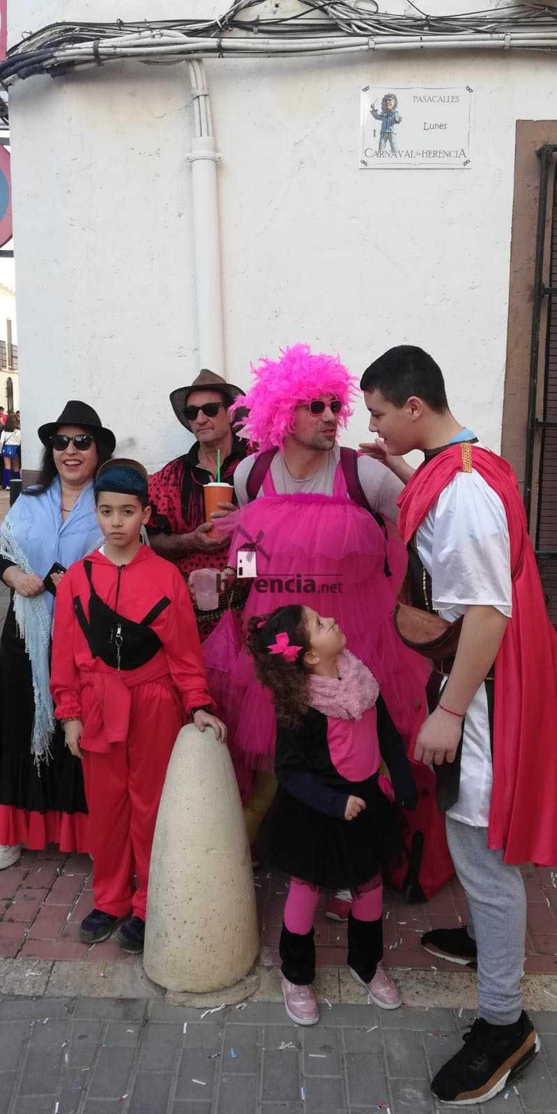 El Domingo de las Deseosas te invita al Carnaval de Herencia 2020 2