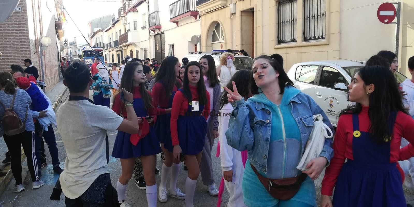 El Domingo de las Deseosas te invita al Carnaval de Herencia 2020 1