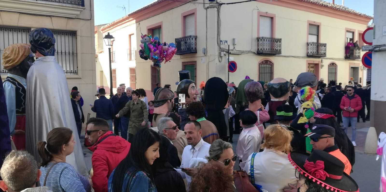 El Domingo de las Deseosas te invita al Carnaval de Herencia 2020 24