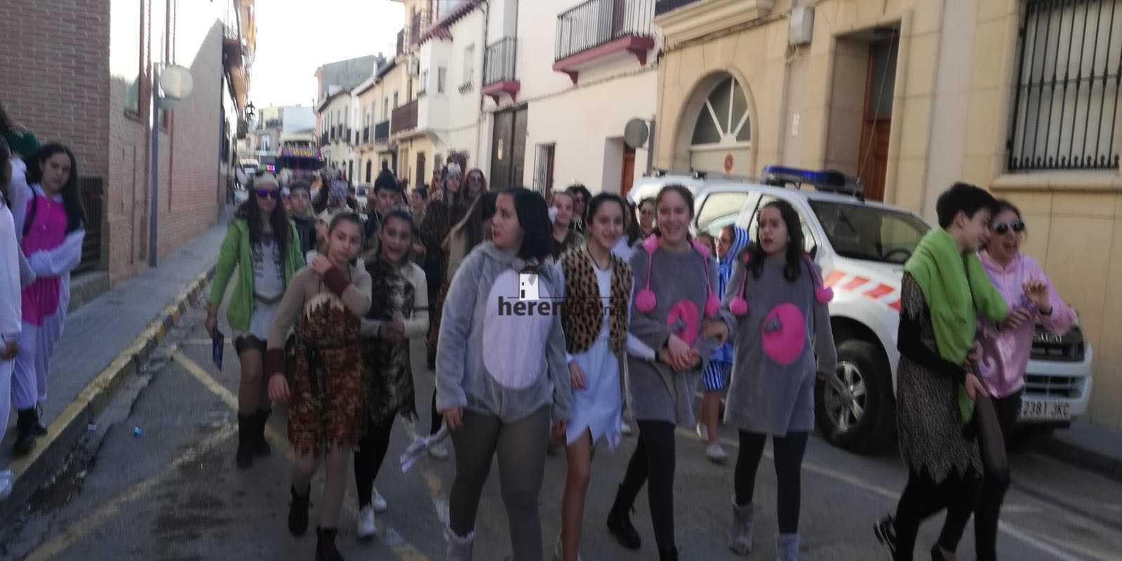 El Domingo de las Deseosas te invita al Carnaval de Herencia 2020 11