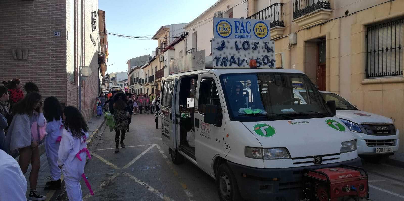 El Domingo de las Deseosas te invita al Carnaval de Herencia 2020 18