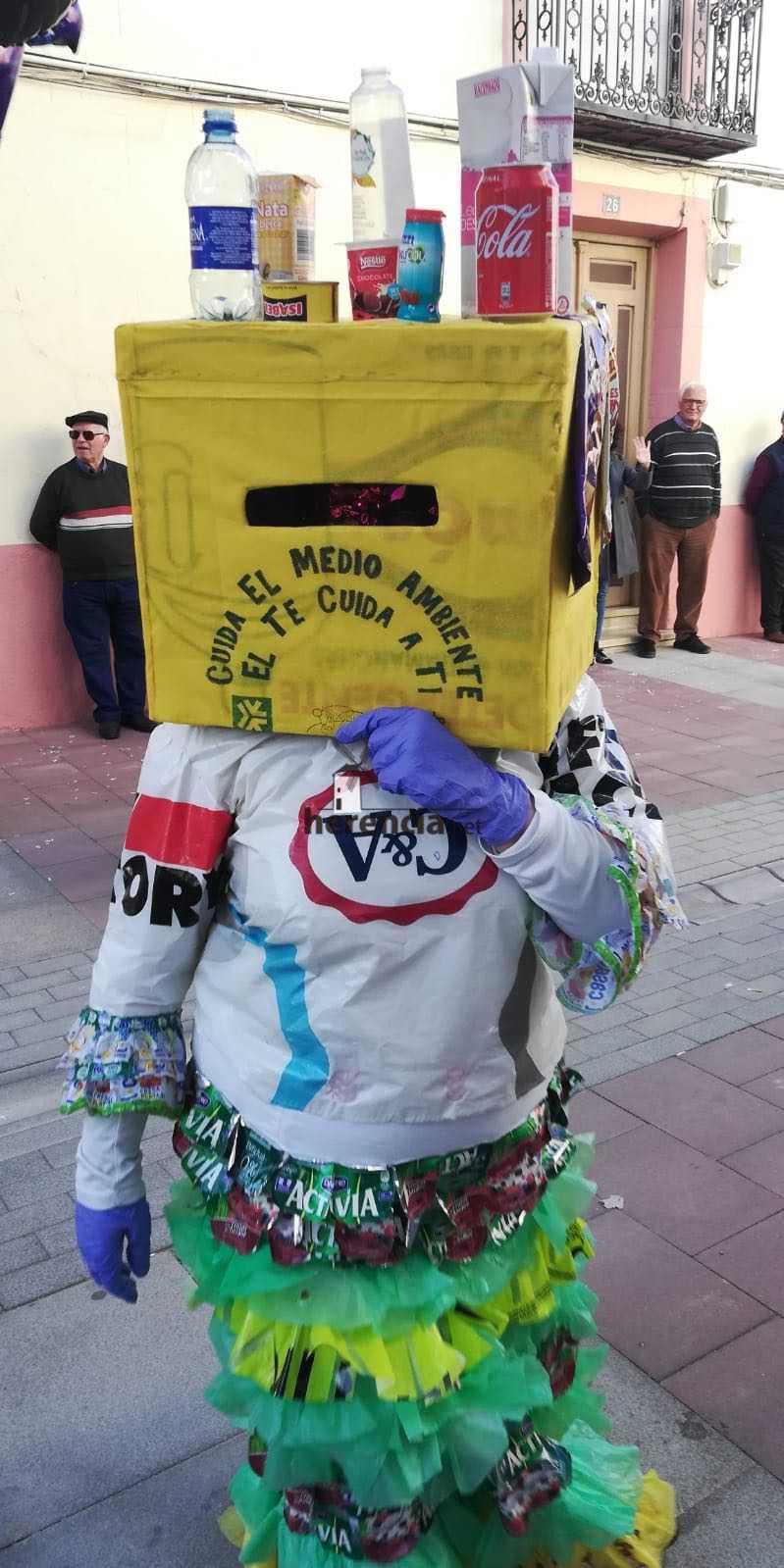 El Domingo de las Deseosas te invita al Carnaval de Herencia 2020 22