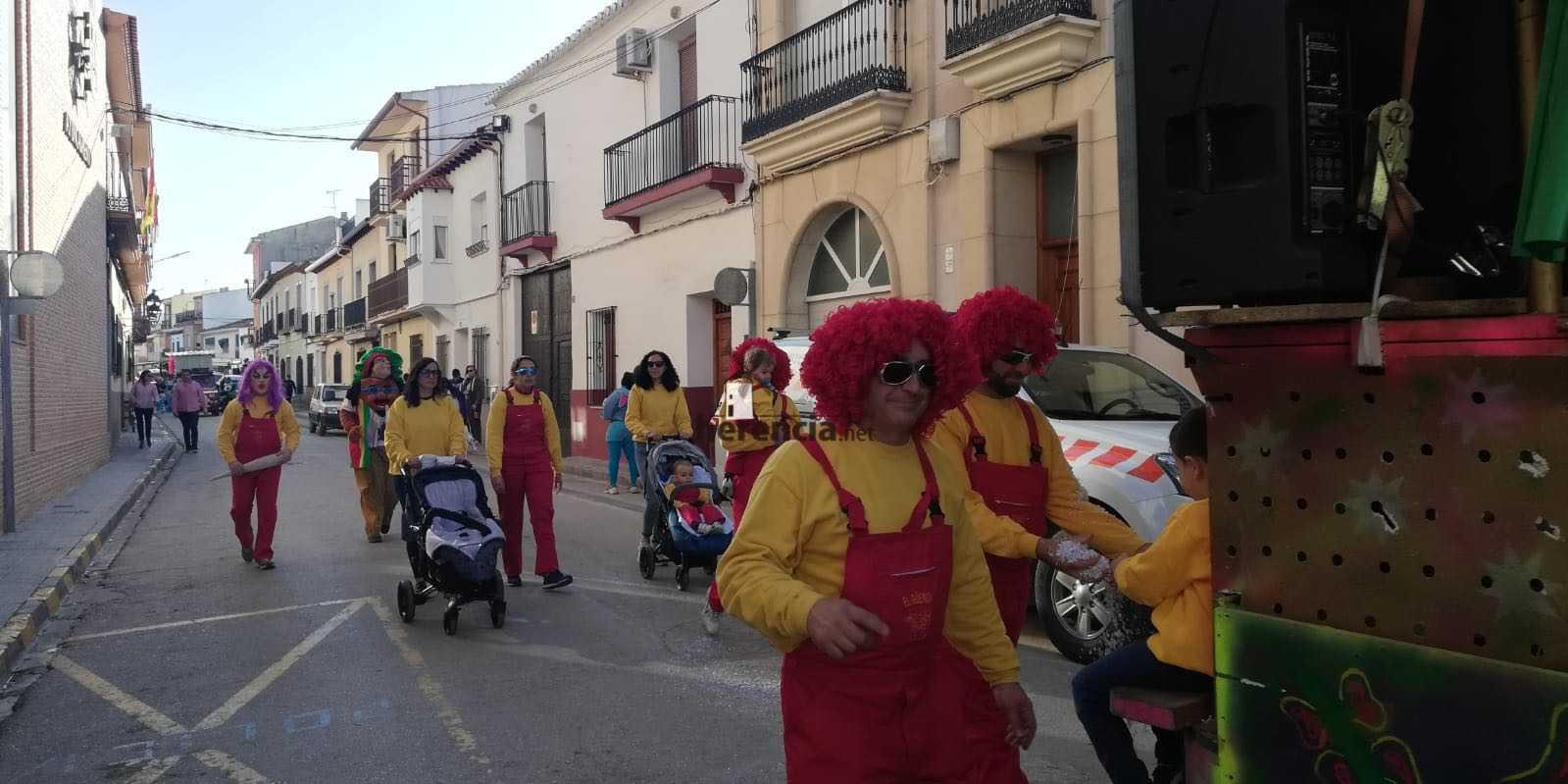 El Domingo de las Deseosas te invita al Carnaval de Herencia 2020 16