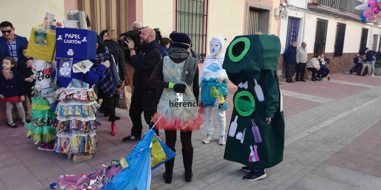 El Domingo de las Deseosas te invita al Carnaval de Herencia 2020 4