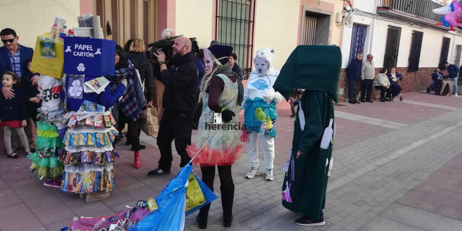 El Domingo de las Deseosas te invita al Carnaval de Herencia 2020 21