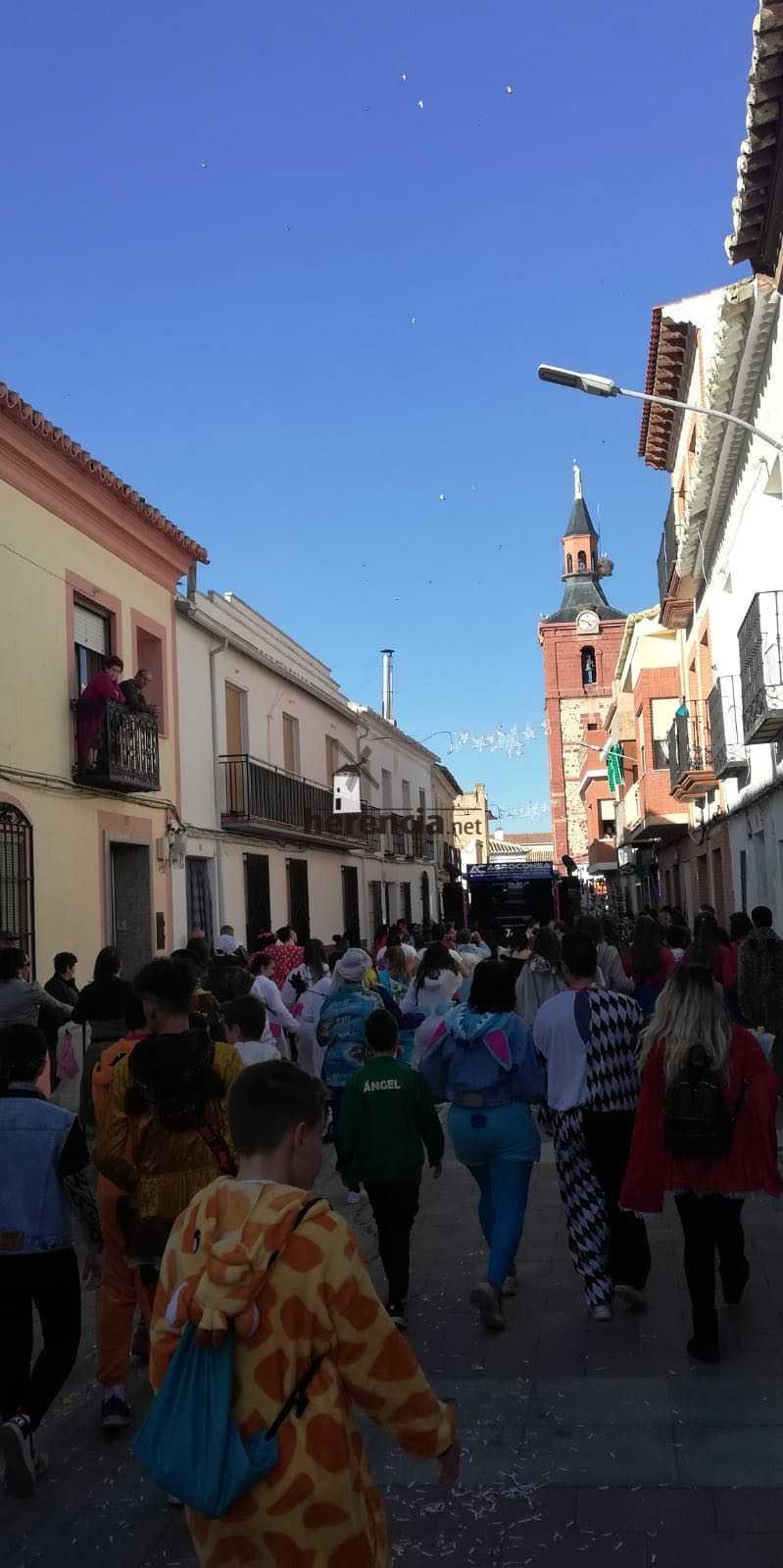 El Domingo de las Deseosas te invita al Carnaval de Herencia 2020 6