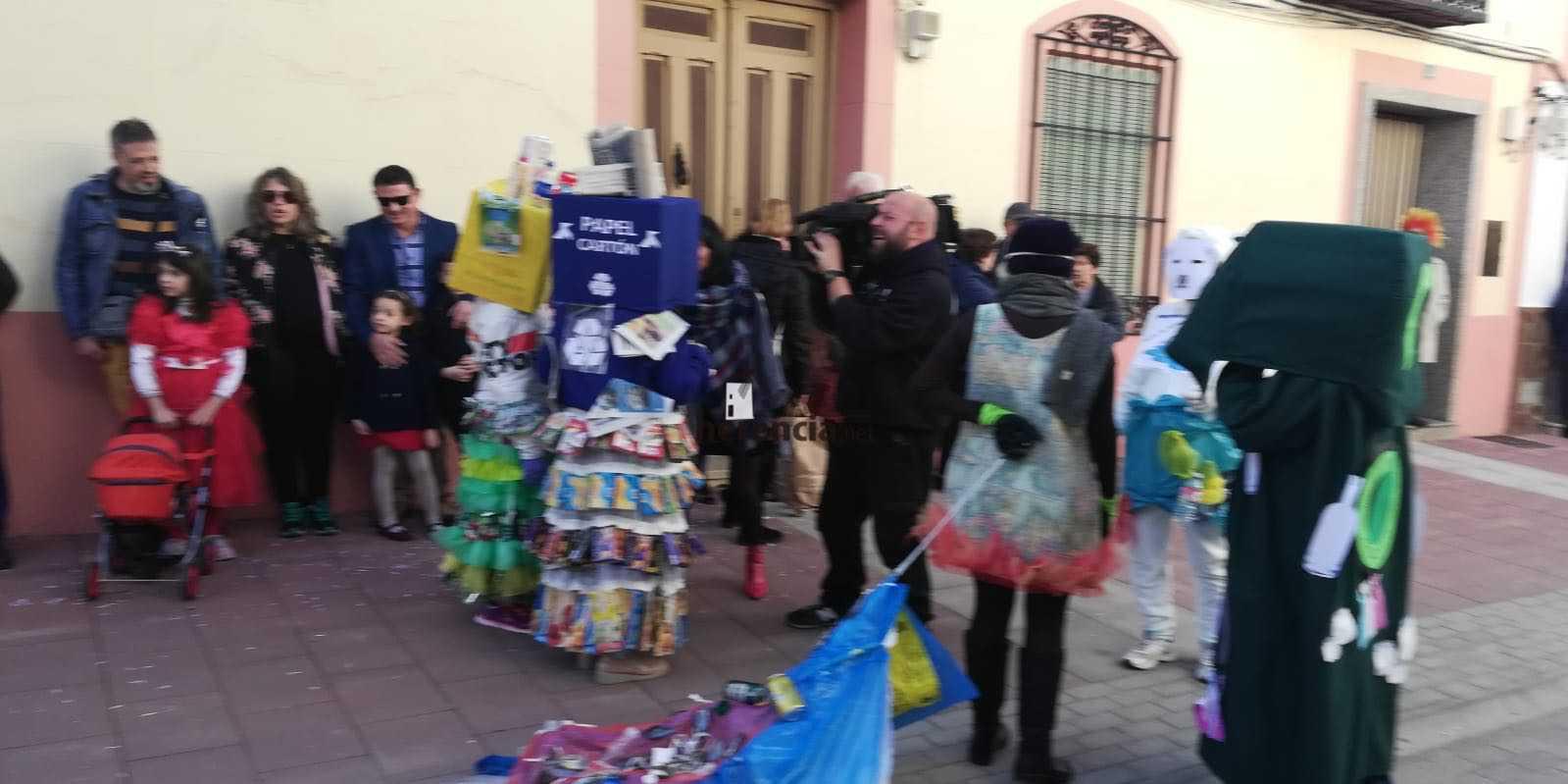 El Domingo de las Deseosas te invita al Carnaval de Herencia 2020 23