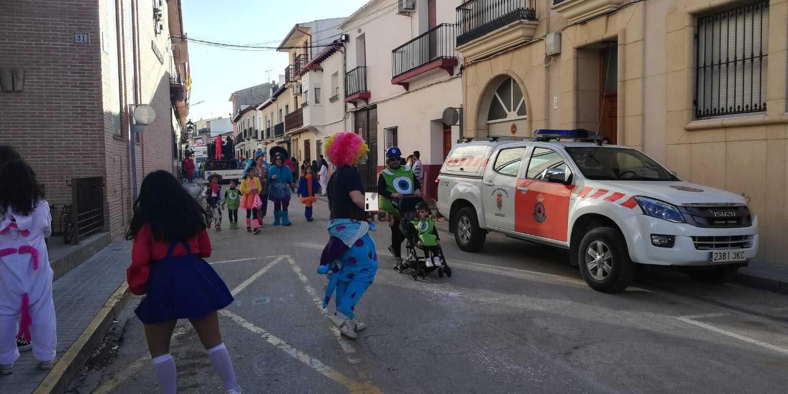 El Domingo de las Deseosas te invita al Carnaval de Herencia 2020 13