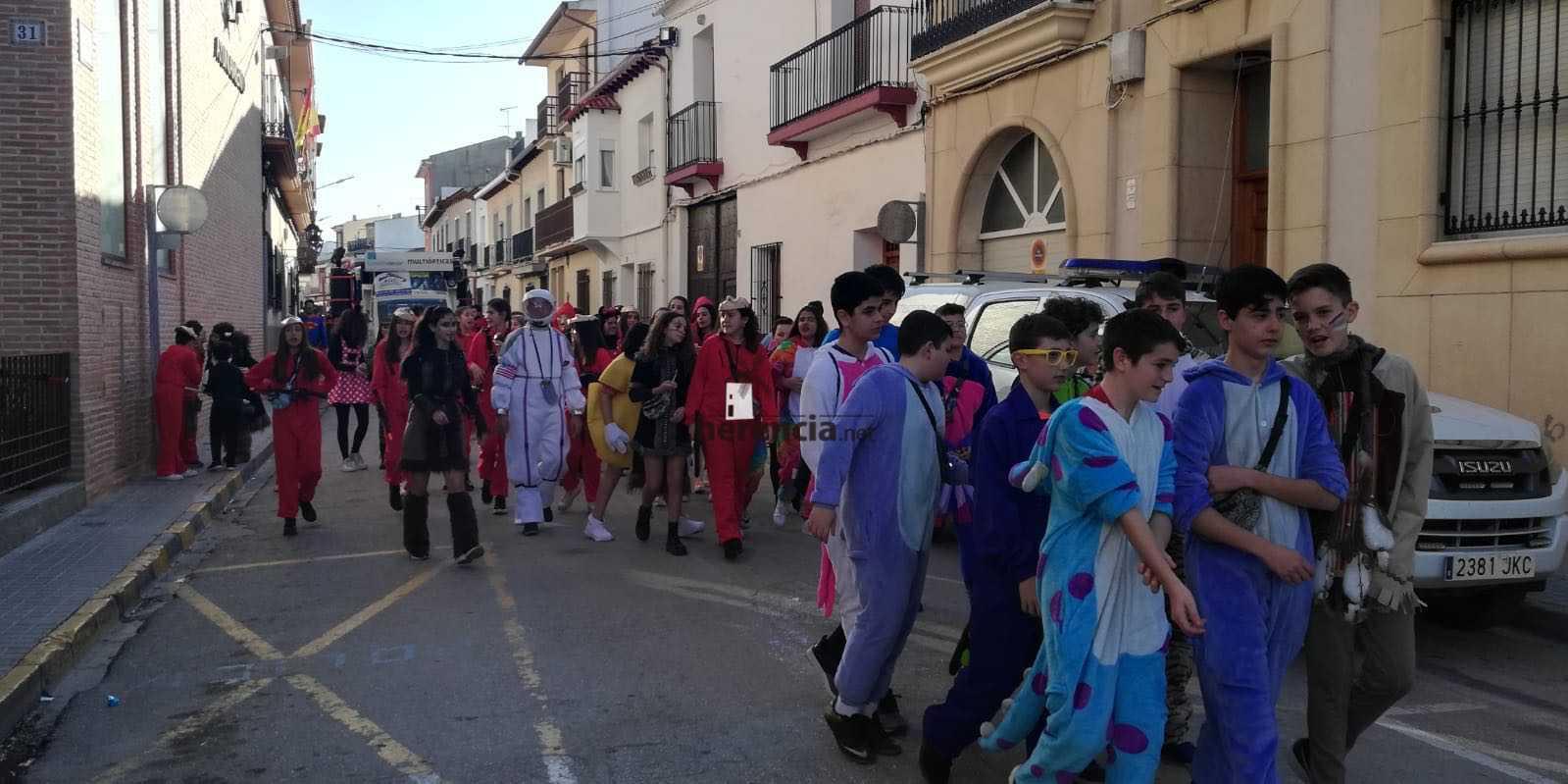 El Domingo de las Deseosas te invita al Carnaval de Herencia 2020 20