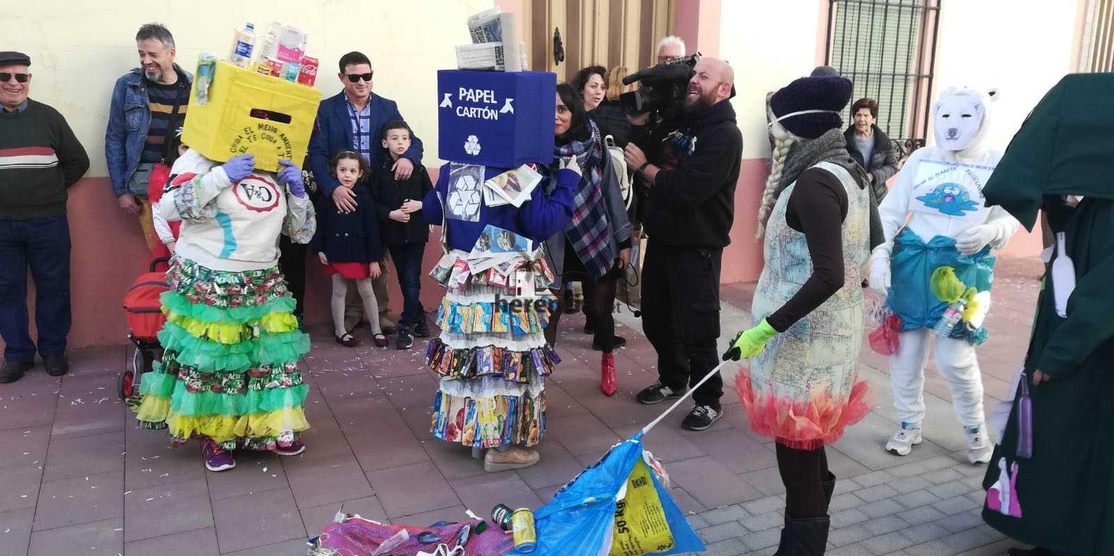 El Domingo de las Deseosas te invita al Carnaval de Herencia 2020 9