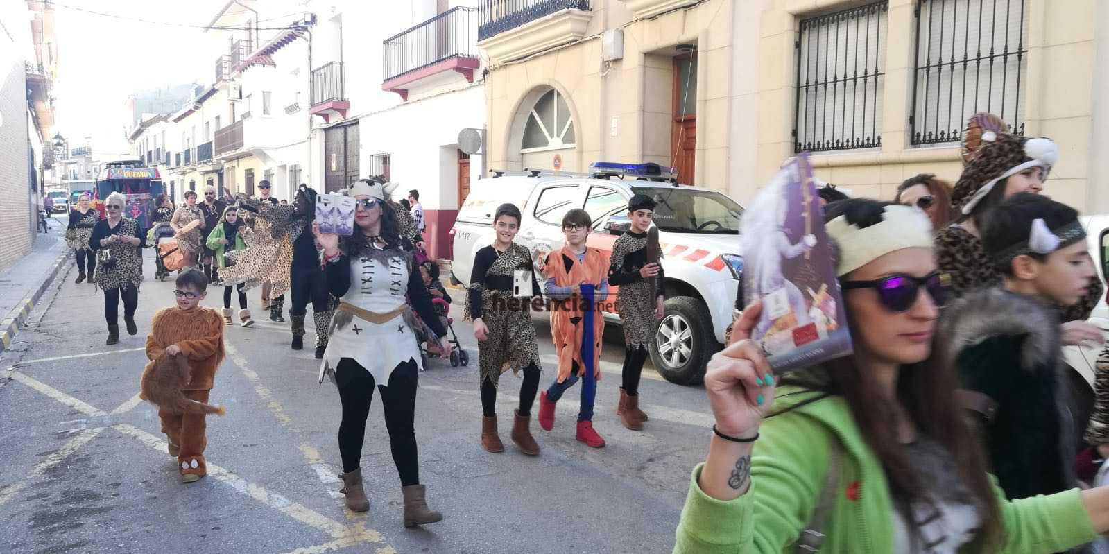 El Domingo de las Deseosas te invita al Carnaval de Herencia 2020 30