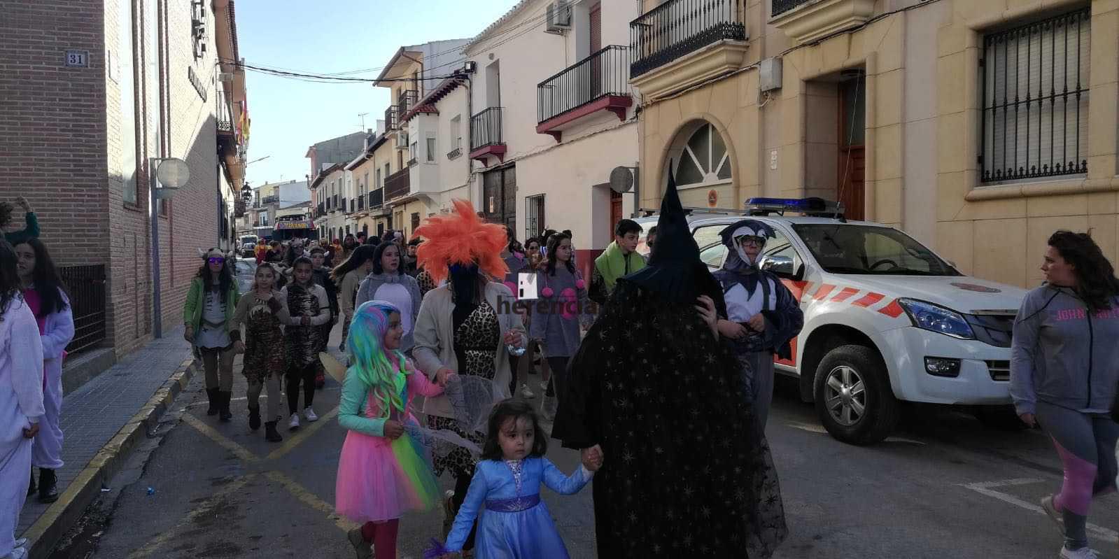 El Domingo de las Deseosas te invita al Carnaval de Herencia 2020 33