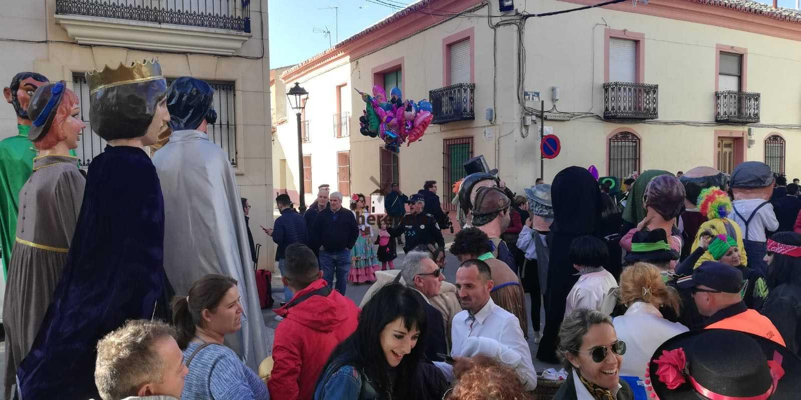 El Domingo de las Deseosas te invita al Carnaval de Herencia 2020 29