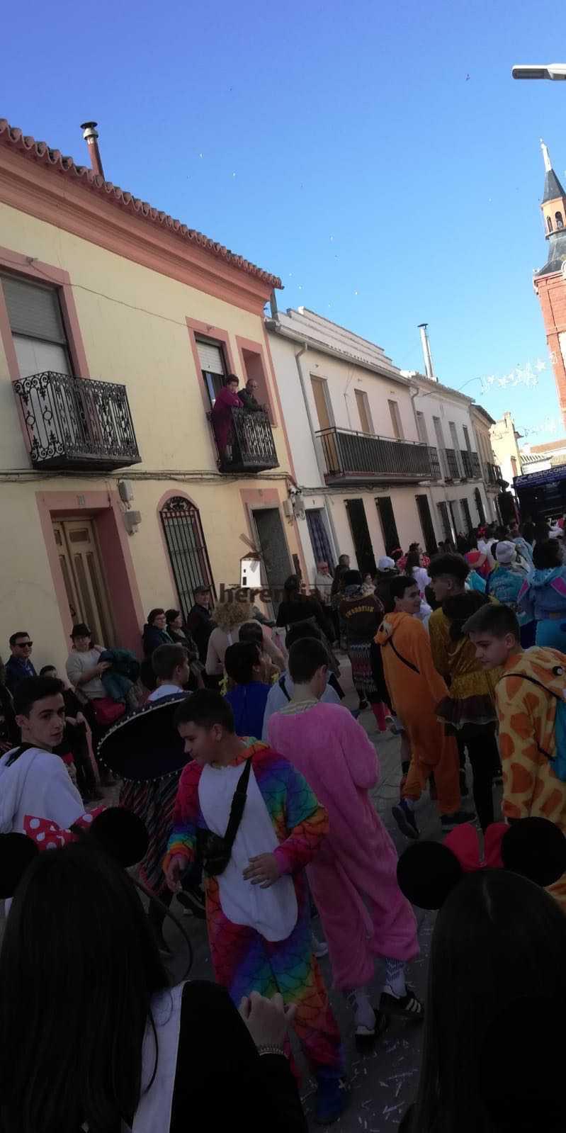 El Domingo de las Deseosas te invita al Carnaval de Herencia 2020 15