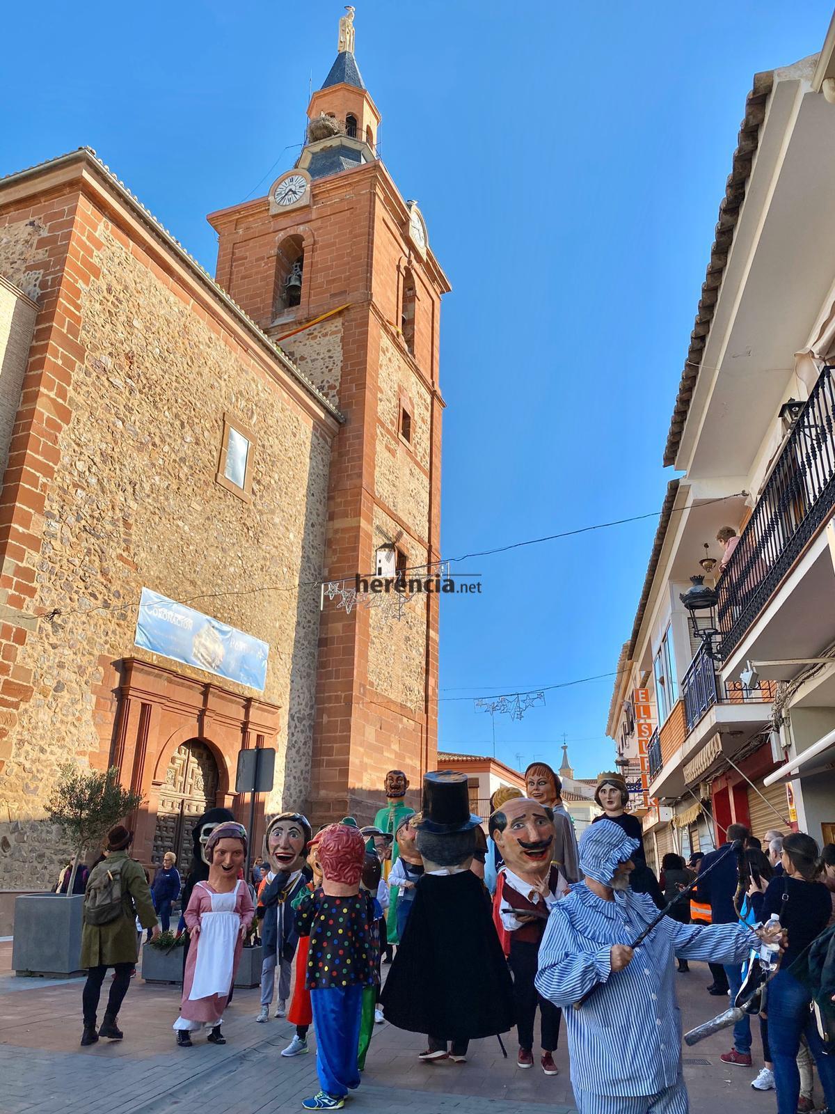 El Domingo de las Deseosas te invita al Carnaval de Herencia 2020 36