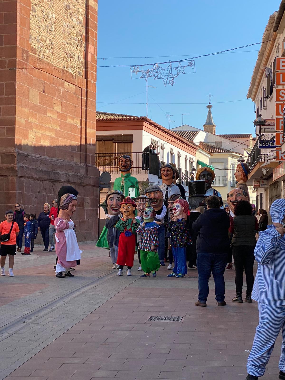 El Domingo de las Deseosas te invita al Carnaval de Herencia 2020 34