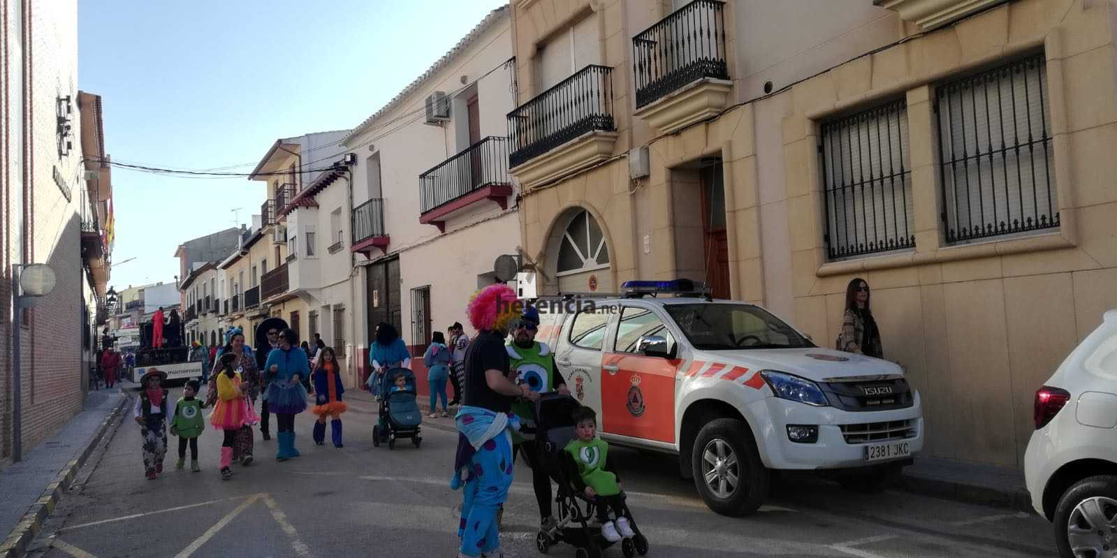 El Domingo de las Deseosas te invita al Carnaval de Herencia 2020 14