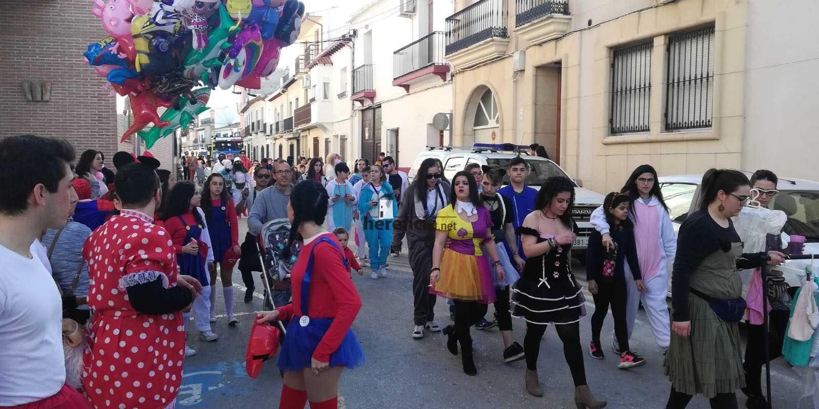 El Domingo de las Deseosas te invita al Carnaval de Herencia 2020 10